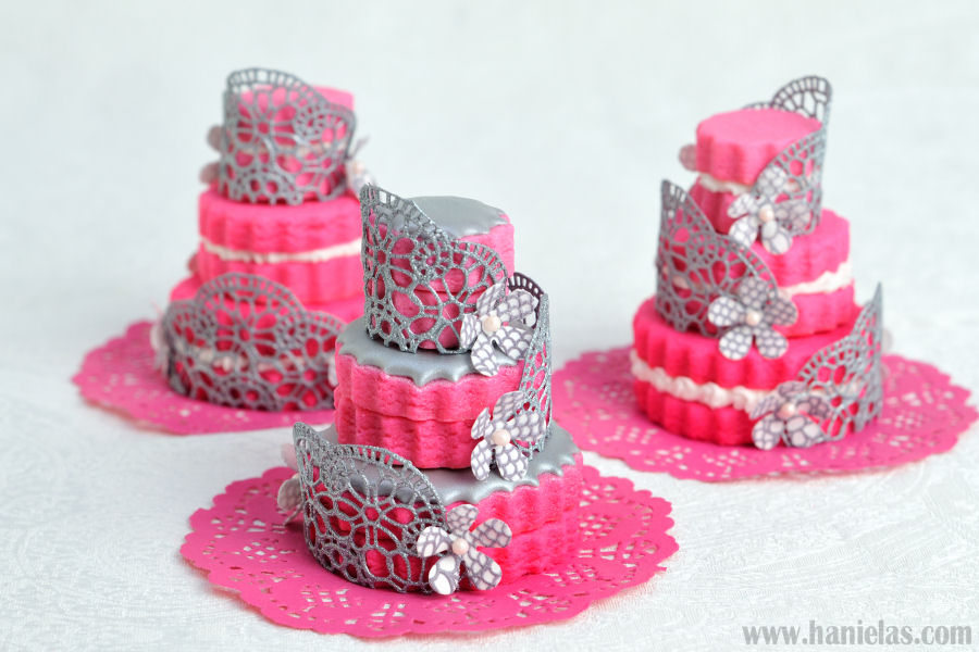 how to make a wedding cake from start to finish