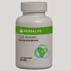 Cell Activator - Herbalife giảm cân tăng cường chuyển hóa