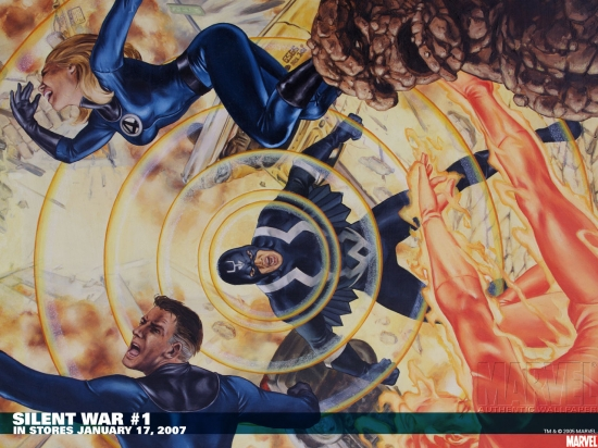 Silent War Marvel Comics Descarga Gratis