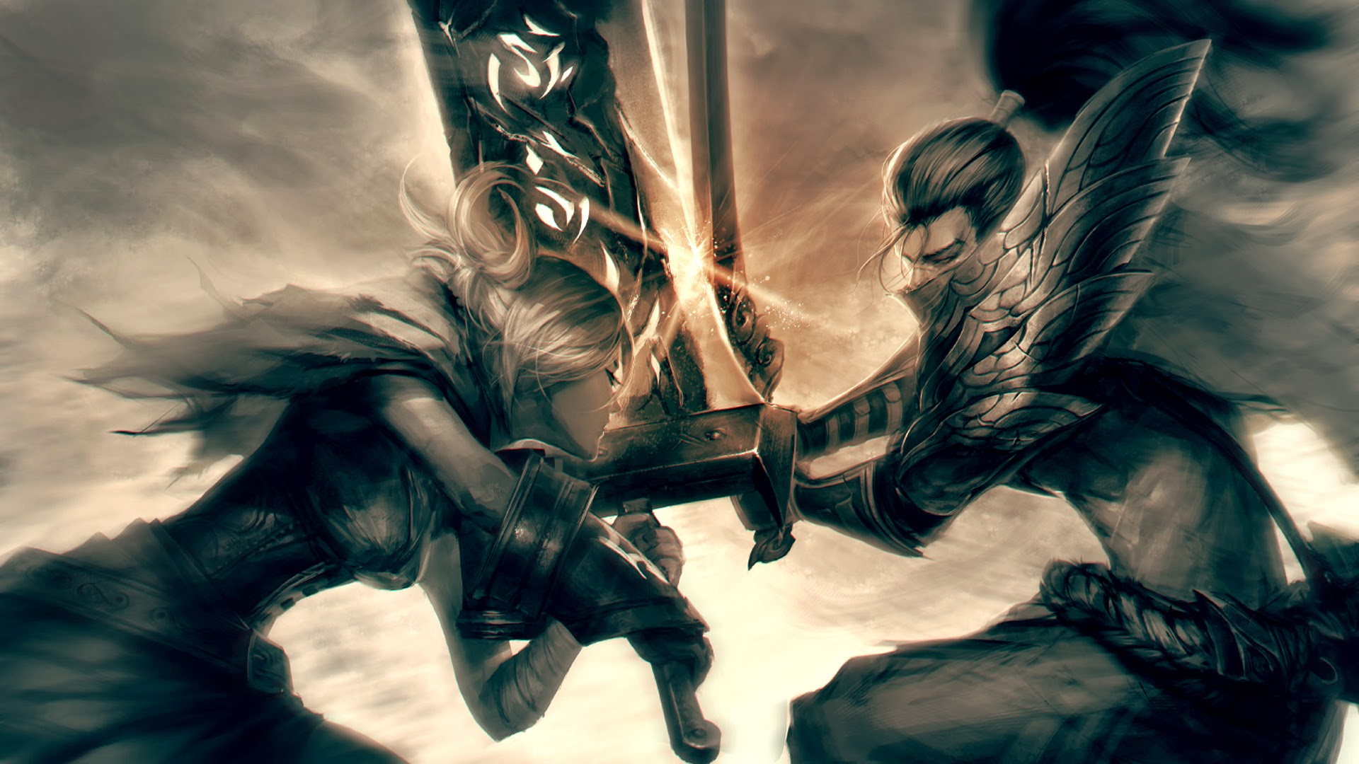 riven-vs-yasuo-league-of-legends-hd-wallpaper-ae rie-1920x1080 jpgYasuo League Of Legends