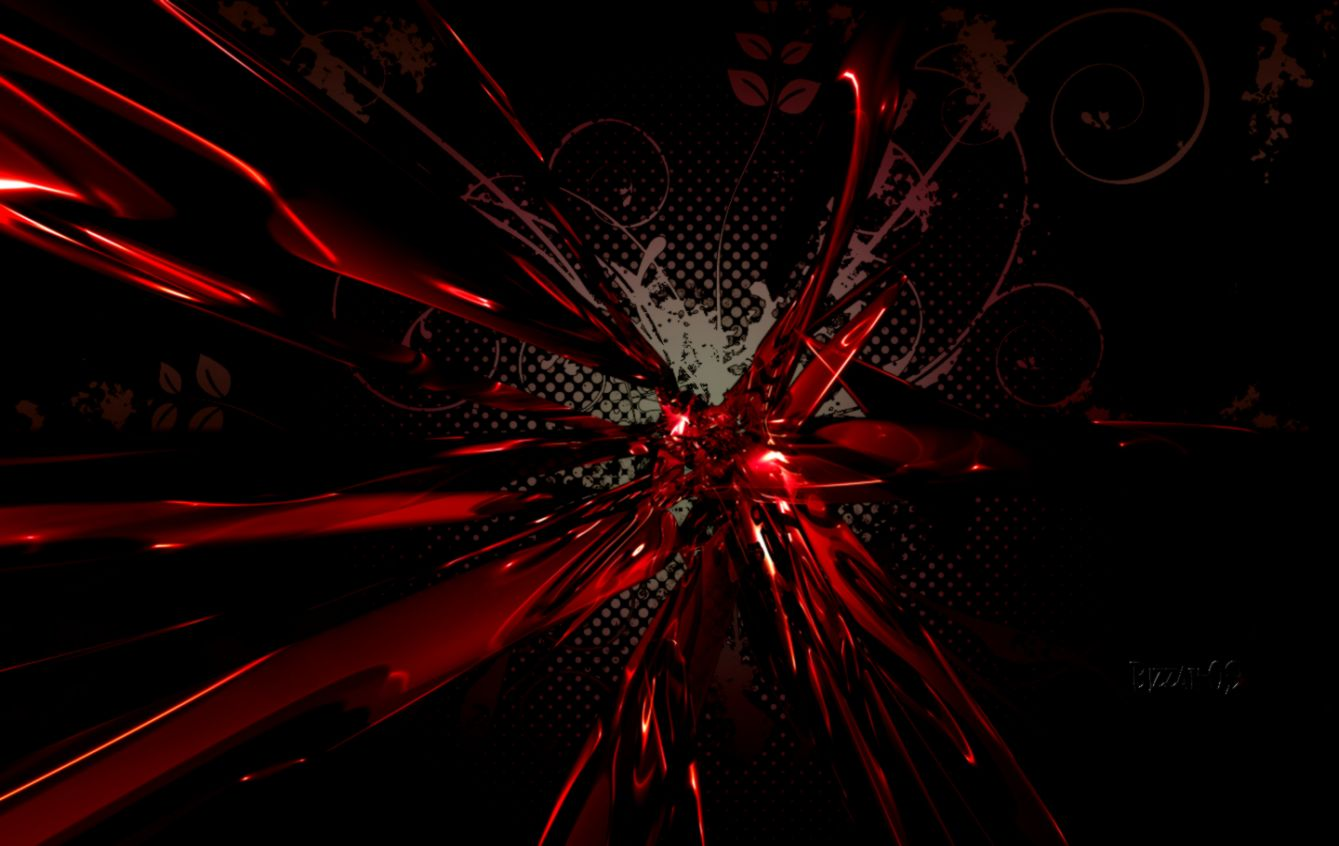 Red Abstract Wallpaper 1920X1080 | Wallpapers Gallery