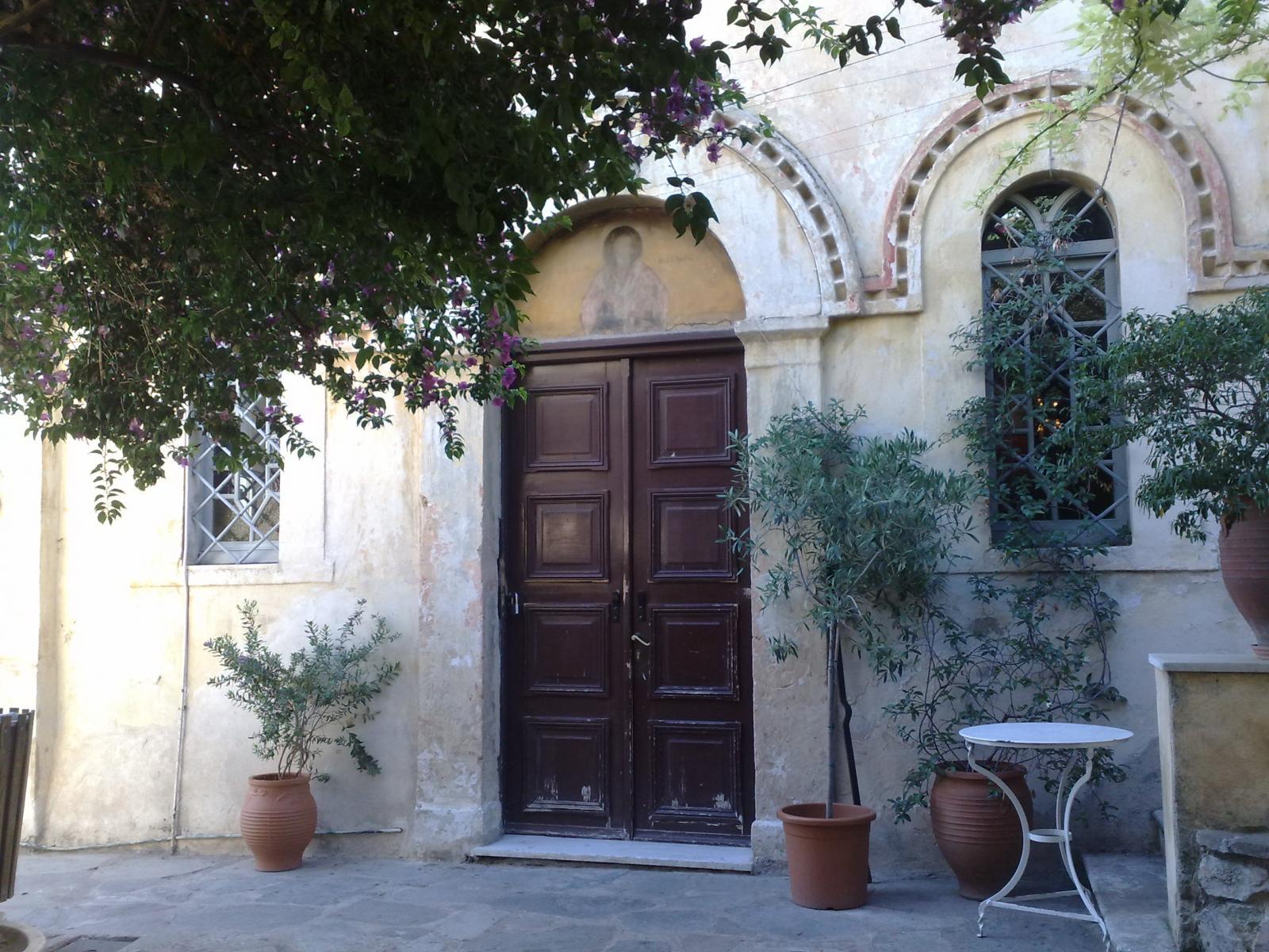 Βυζαντινὸς ιερός ναὸς τοῦ Ἁγίου Νικολάου Ραγκαβᾶ