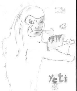 Serpente entediado.. - Página 3 Yeti+001