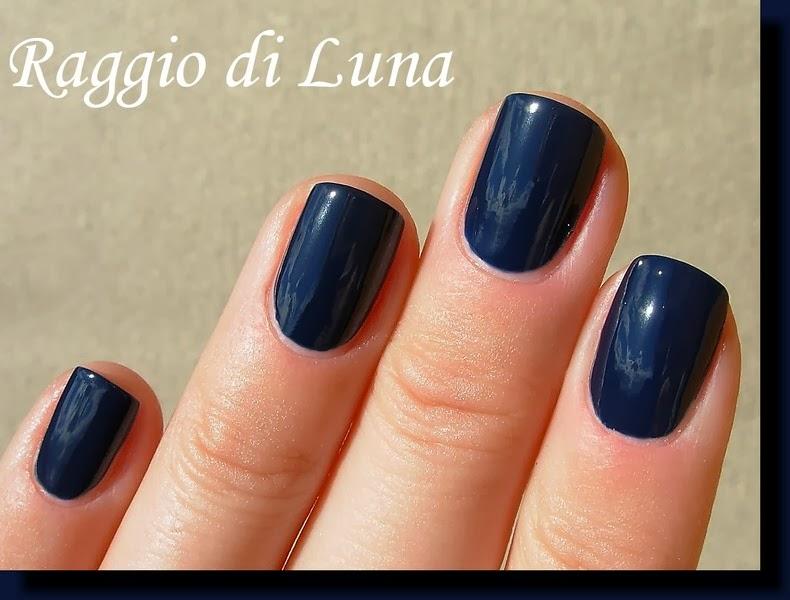 Raggio di Luna Nails: Kiko Quick Dry Nail Lacquer n° 839 Teal Blue