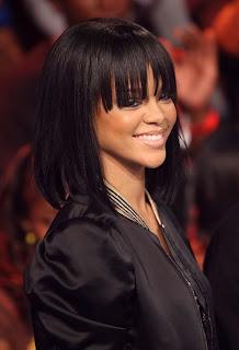 Rihanna boyish hairstyle