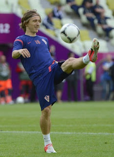 Madrid: Welcome Modric