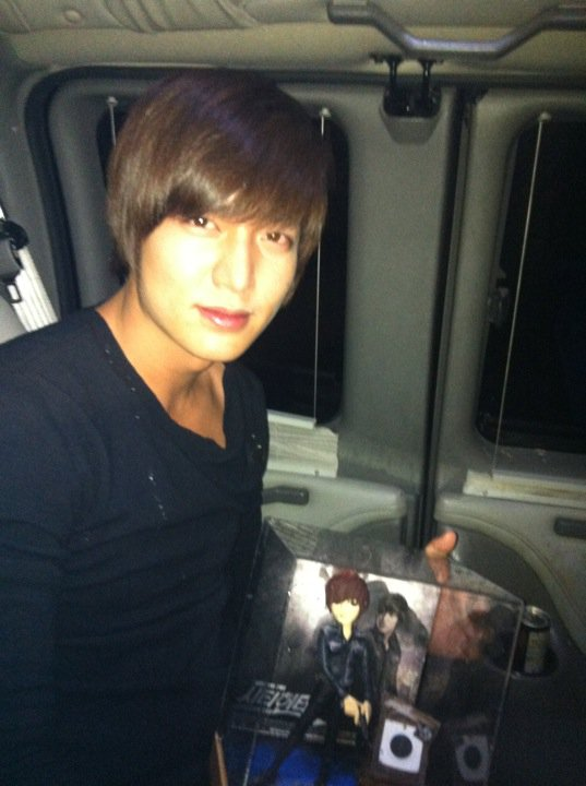 Lee min ho s official twitter account lee min ho s official facebook