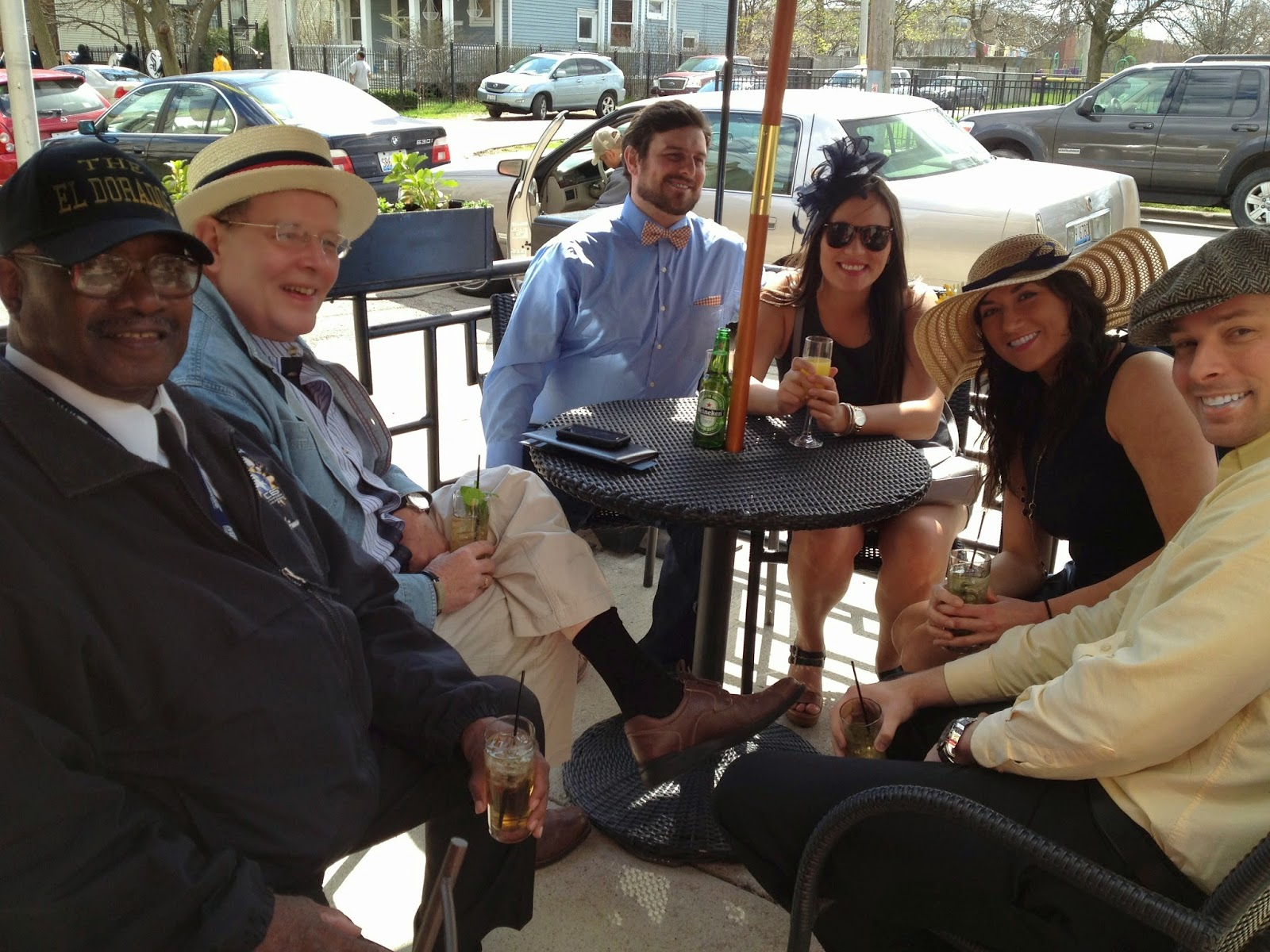 Normans Bistro Kentucky Derby Day Party