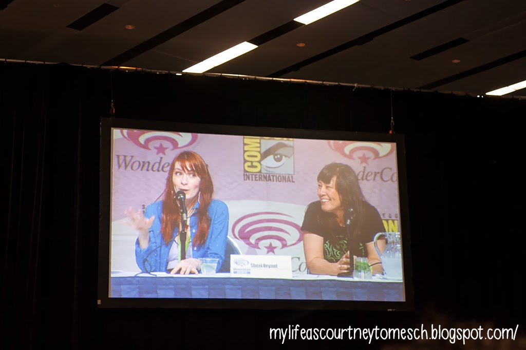 WonderCon Anaheim 2013 Geek and Sundry