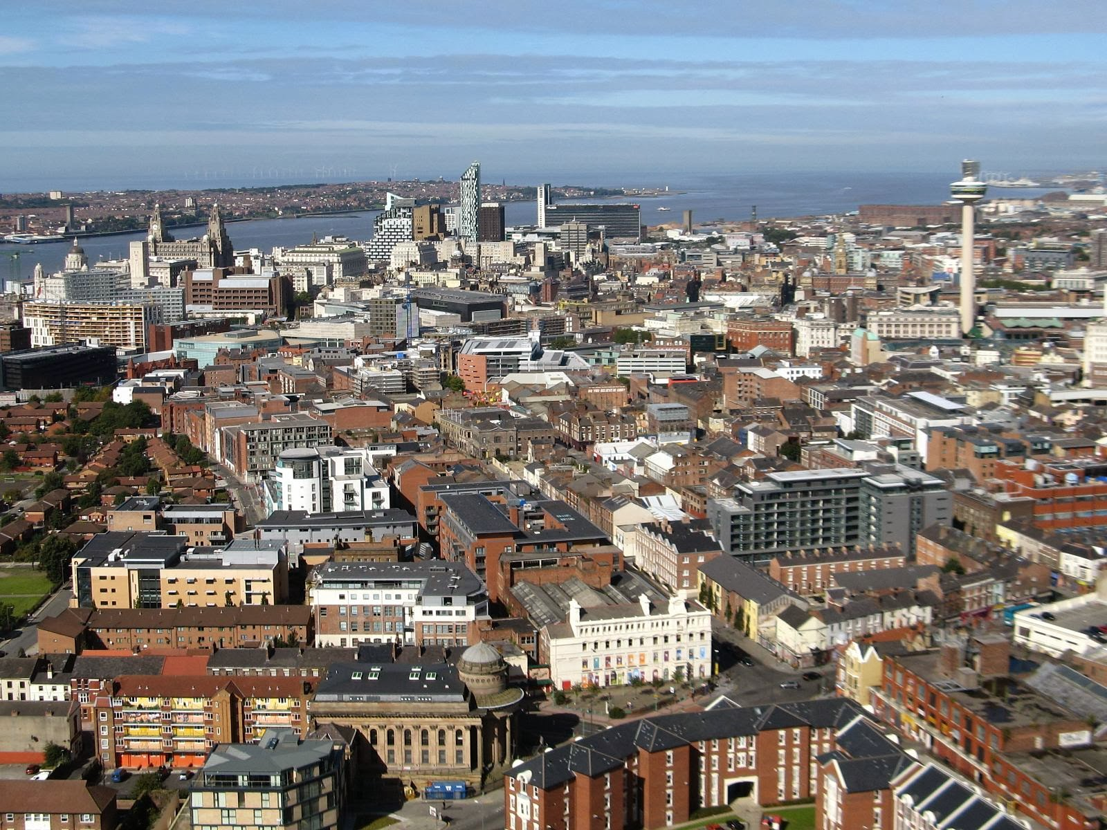 Liverpool England Travel Guide