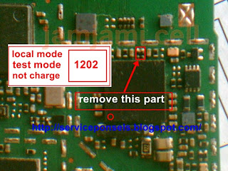 not charge 1202