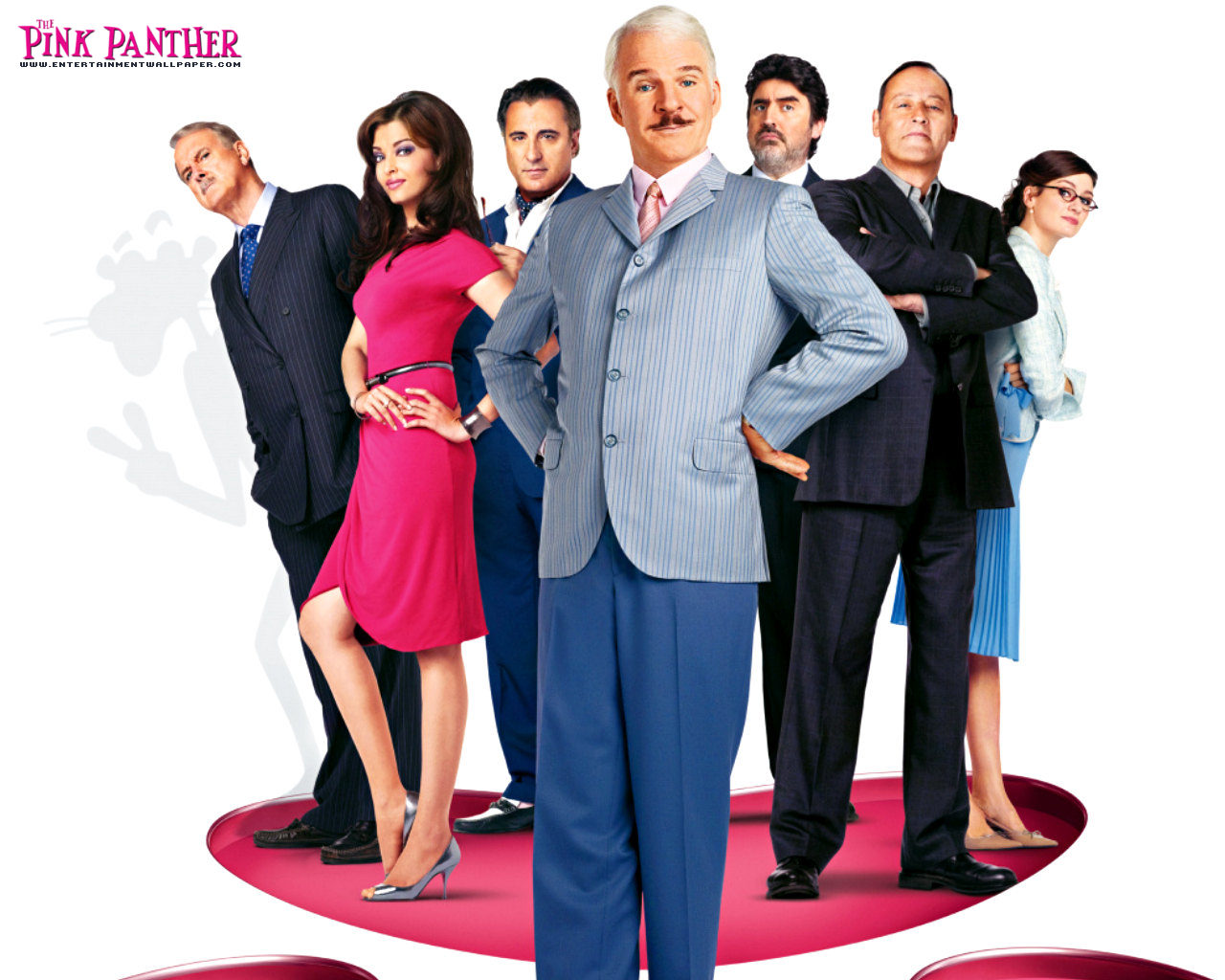 pink panther 2006 cast