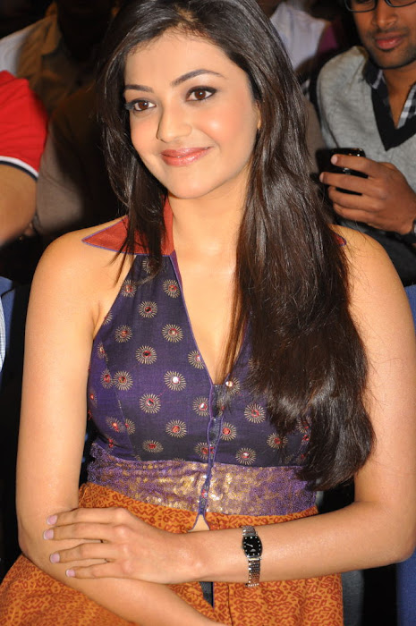 kajal agarwal at businessman platinum disc event, kajal new actress pics