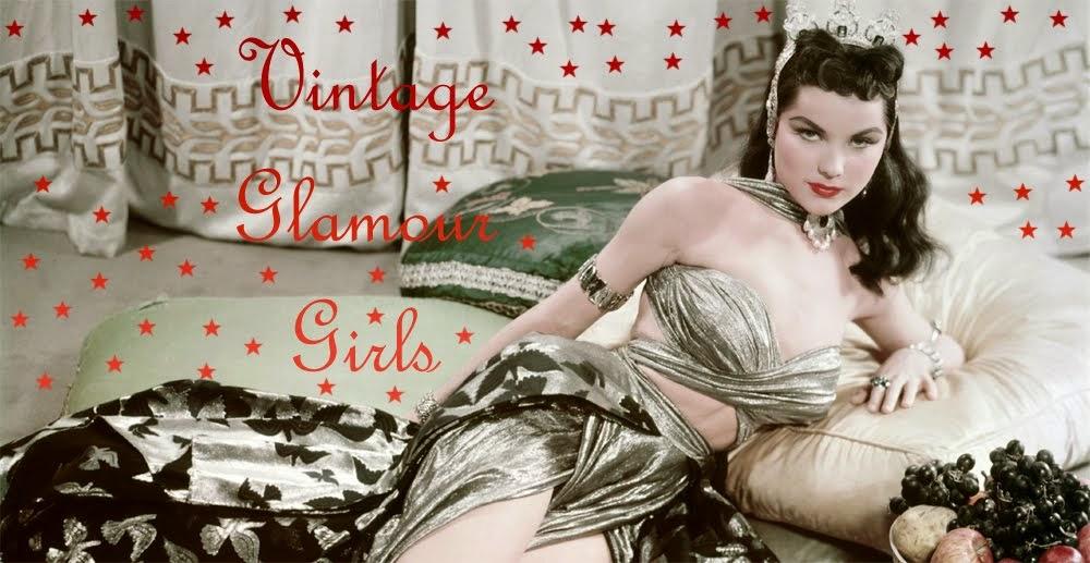 Vintage Glamour Girls