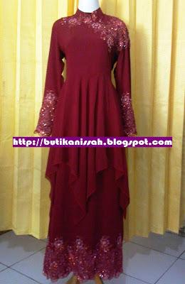 Busana Muslimah Koleksi Butik Anisah