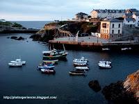 Tapia de Casariego fishing port - Puerto pesquero de Tapia de Casariego