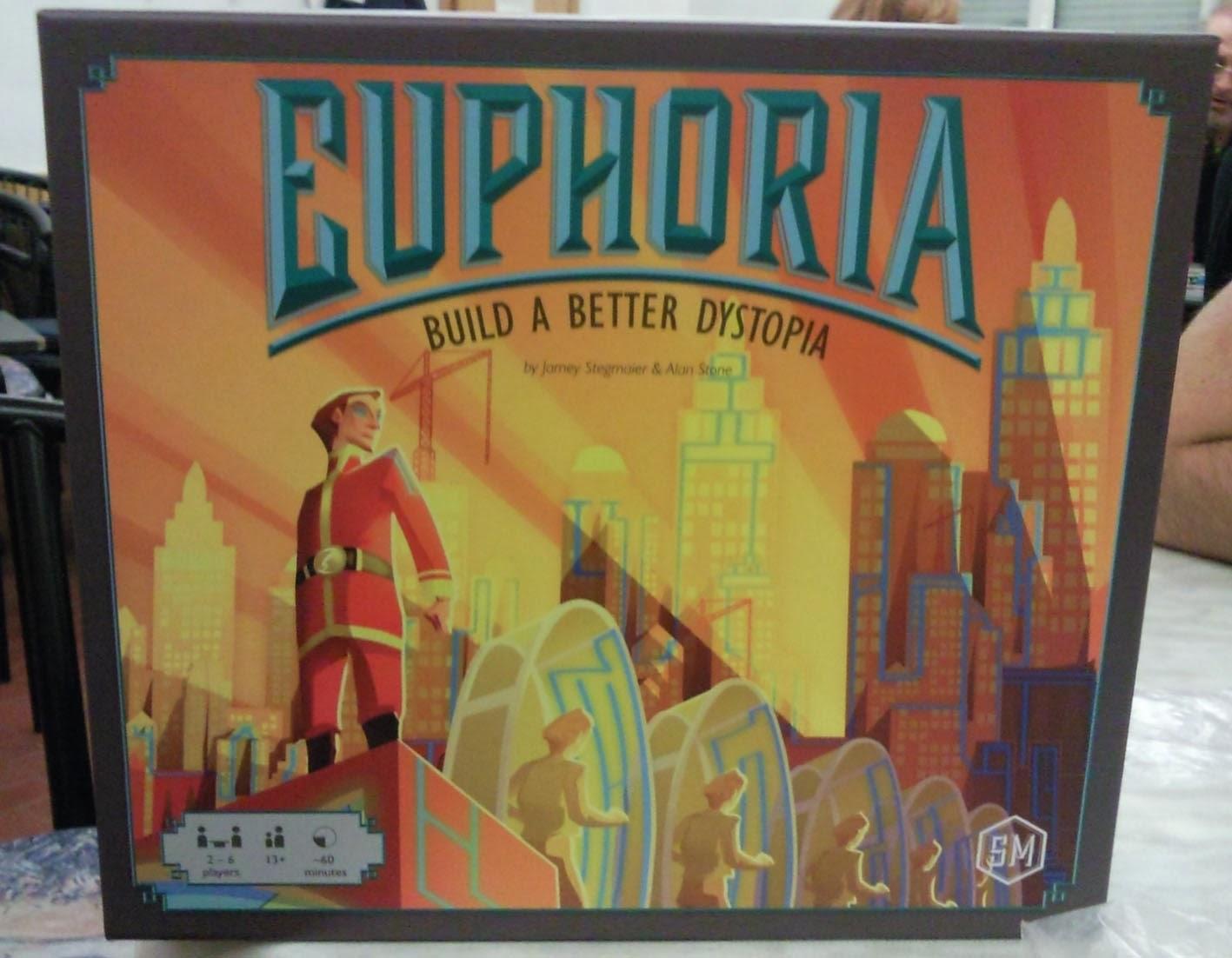 Giochi sul nostro tavolo: Euphoria: Build a Better Dystopia ...