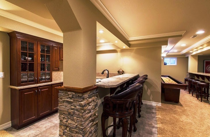 Best paint color for basement family room for Best carpet for basement family room