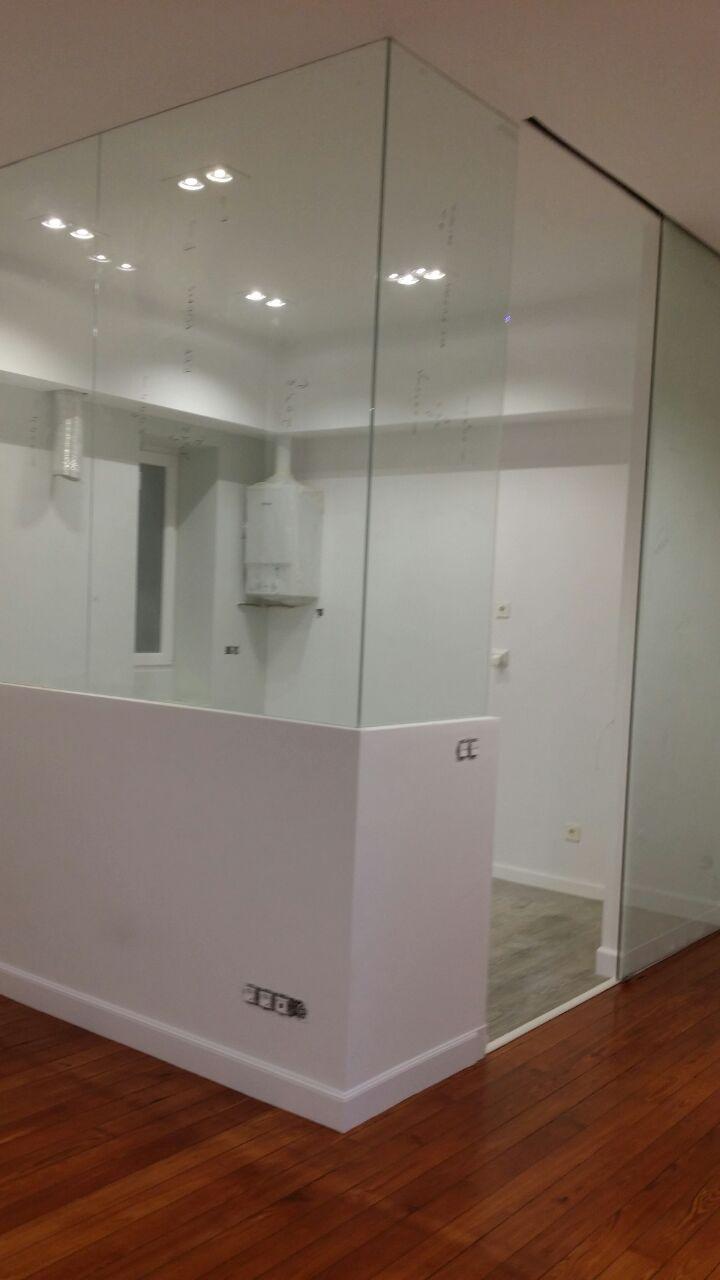 Reforma Baño Donosti:Reforma integral de piso en Donostia  Instalación de placas de