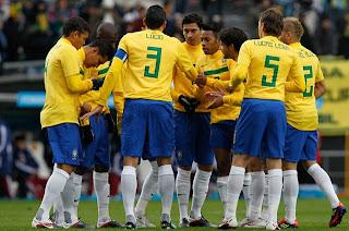 Brasil confirmó 5 amistosos antes de los Olímpicos