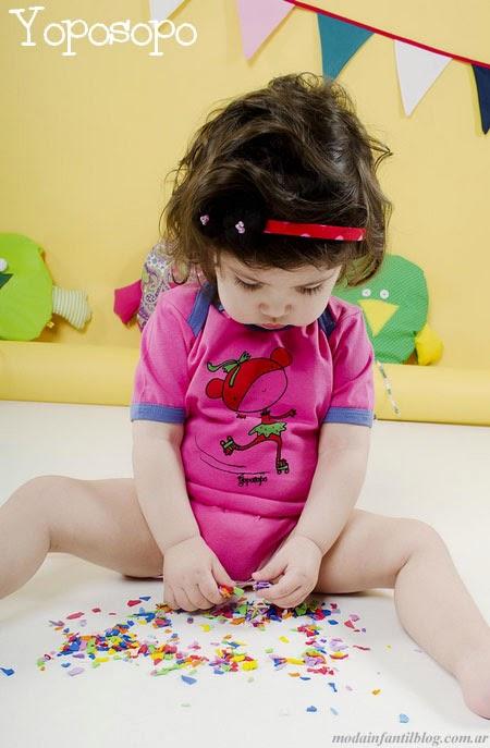 ropa niñas primavera verano 2014 yoposopo