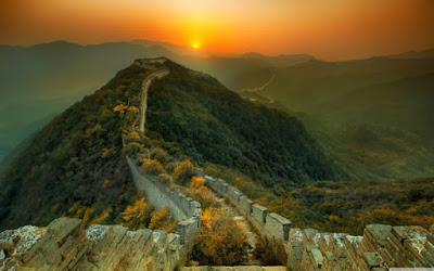 Tembok Besar - Cina