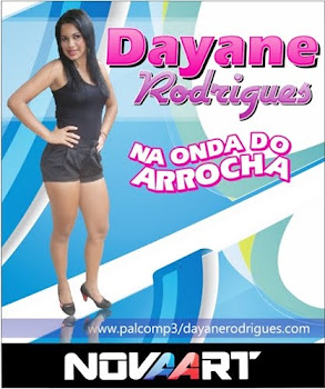 'Dayane Rodrigues - Na Onda do Arrocha'