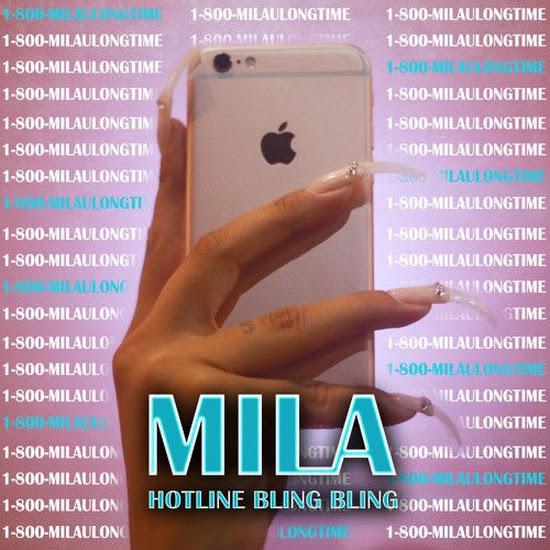 Mila J - Hotline Bling (Remix)