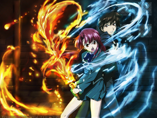 kaze no stigma episode 7 english sub
