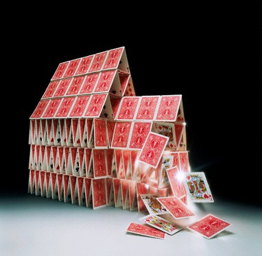 Nissan Whistleblower: An Attempt to Warn COP 21 About ... House Of Playing Cards