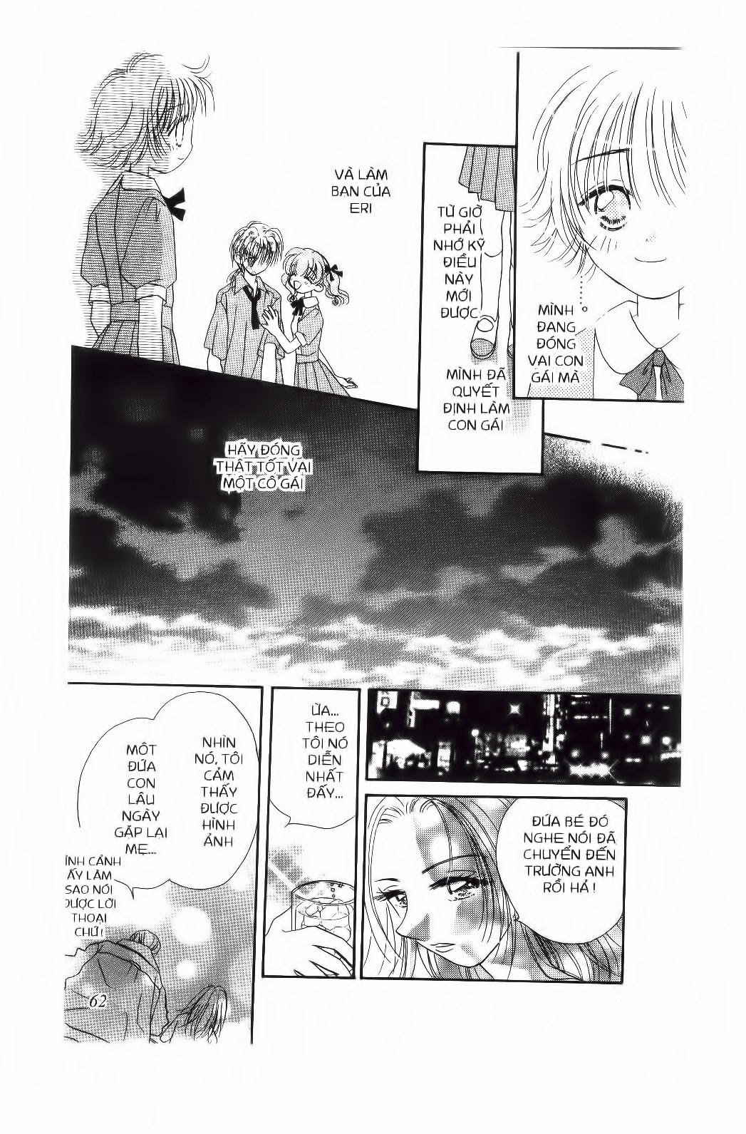 Chắp Cánh ước Mơ chap 15 - Trang 15