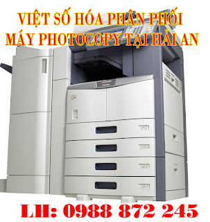 Ban may photocopy tai hai an