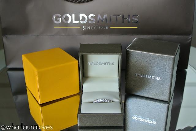 Northern Goldsmiths Newcastle Diamond Eternity Ring