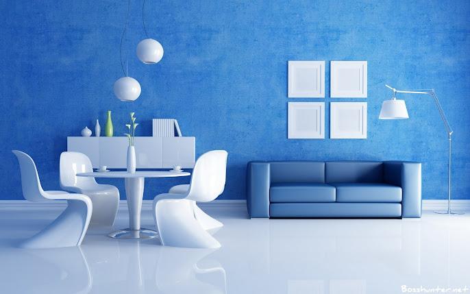 #6 Living Room Wallpaper Design Ideas