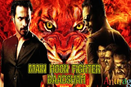 Main Hoon Fighter Baadshah 2015 Hindi Dubbed