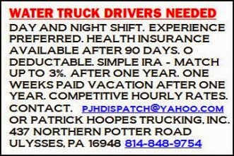 Patrick Hoopes Trucking, Inc