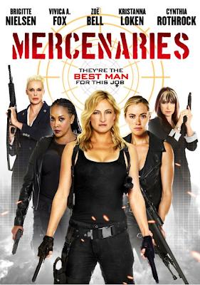 Poster Of Mercenaries 2014 In Hindi Dual Audio Bluray 720P Free Download Worldfree4u.com