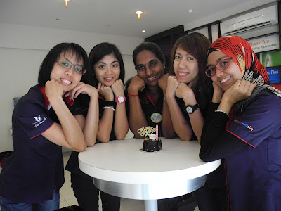 SP Setia staff happy