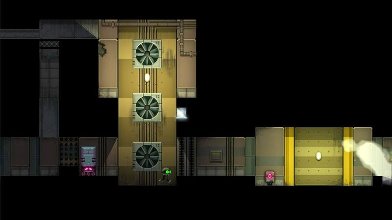 Stealth Inc 2: A Game of Clones Multilenguaje (Castellano)