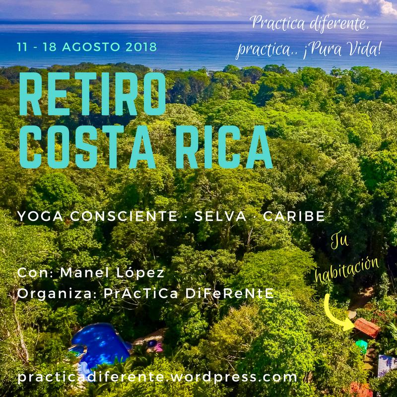 Retiro en Costa Rica agosto 2018 ¡¡Recomendado!!