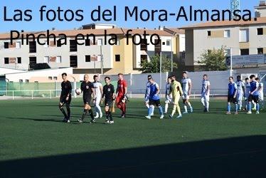 Las fotos del Mora-Almansa