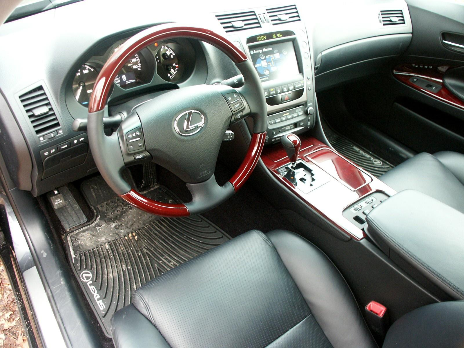 Lexus GS 450h   Car Barn Sport