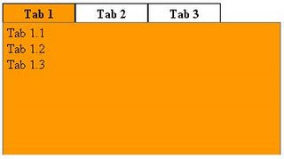 Membuat menu tab view pada blogger