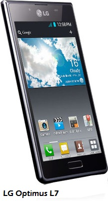 LG Optimus L7 P705 - Review - Tech Mania