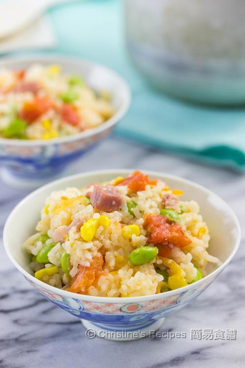 整個番茄飯 Rice with Whole Tomato01