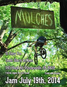 Mulch Trail Jam July 19th!!