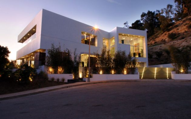 Luxury house in west hollywood los angeles california for Luxury homes usa