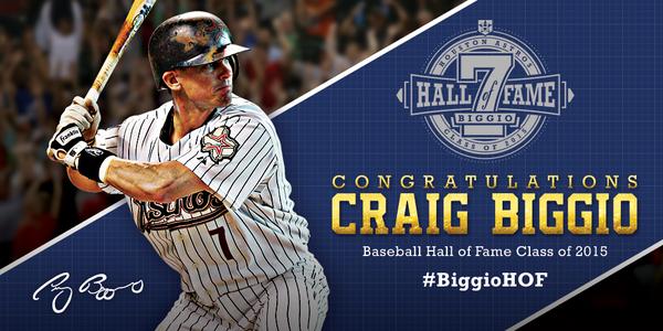 Craig Biggio of the Houston Astros