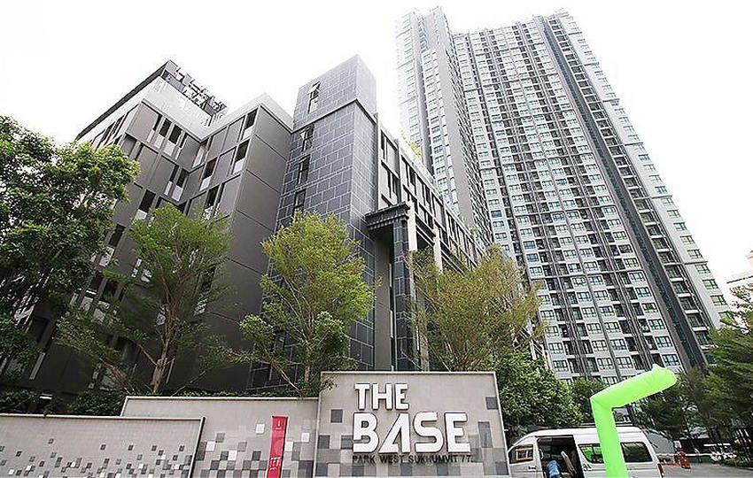 The Base Park West 77
