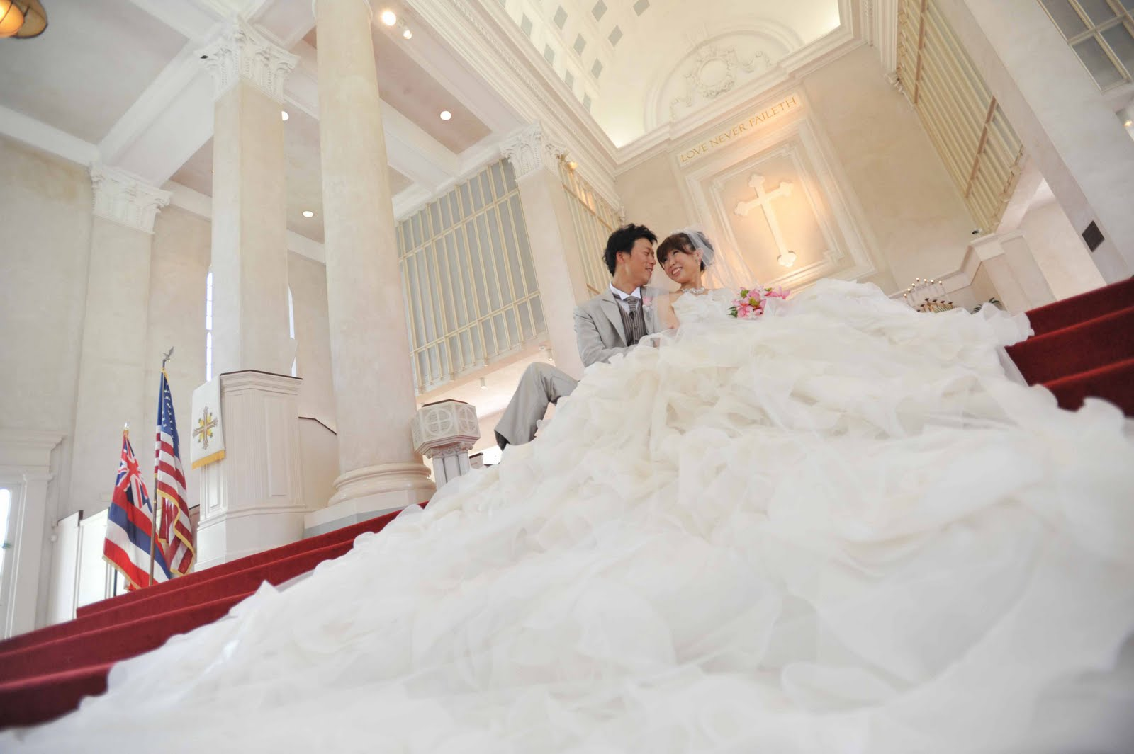 Central union wedding